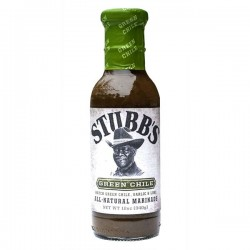 Stubbs Green Chile Marinade